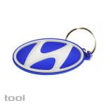 Hyundai : PVC přívěšek na klíče