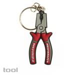 Profikraft : PVC přívěšek na klíče