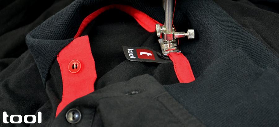 Zakázkový reklamní textil - design a výroba