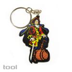 Captain Morgan : gumový přívěsek na klíče : zakázkové reklamní předměty