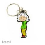 Panáček : gumový přívěsek na klíče : zakázkové reklamní předměty