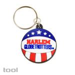 Harlem Globetrotters : gumový přívěsek na klíče : výroba reklamních předmětů