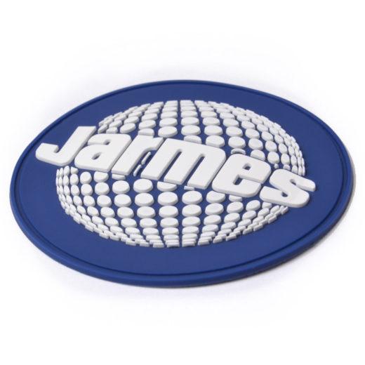 reklamní gumové nášivky z měkčeného pvc - zakázková výroba - 3D