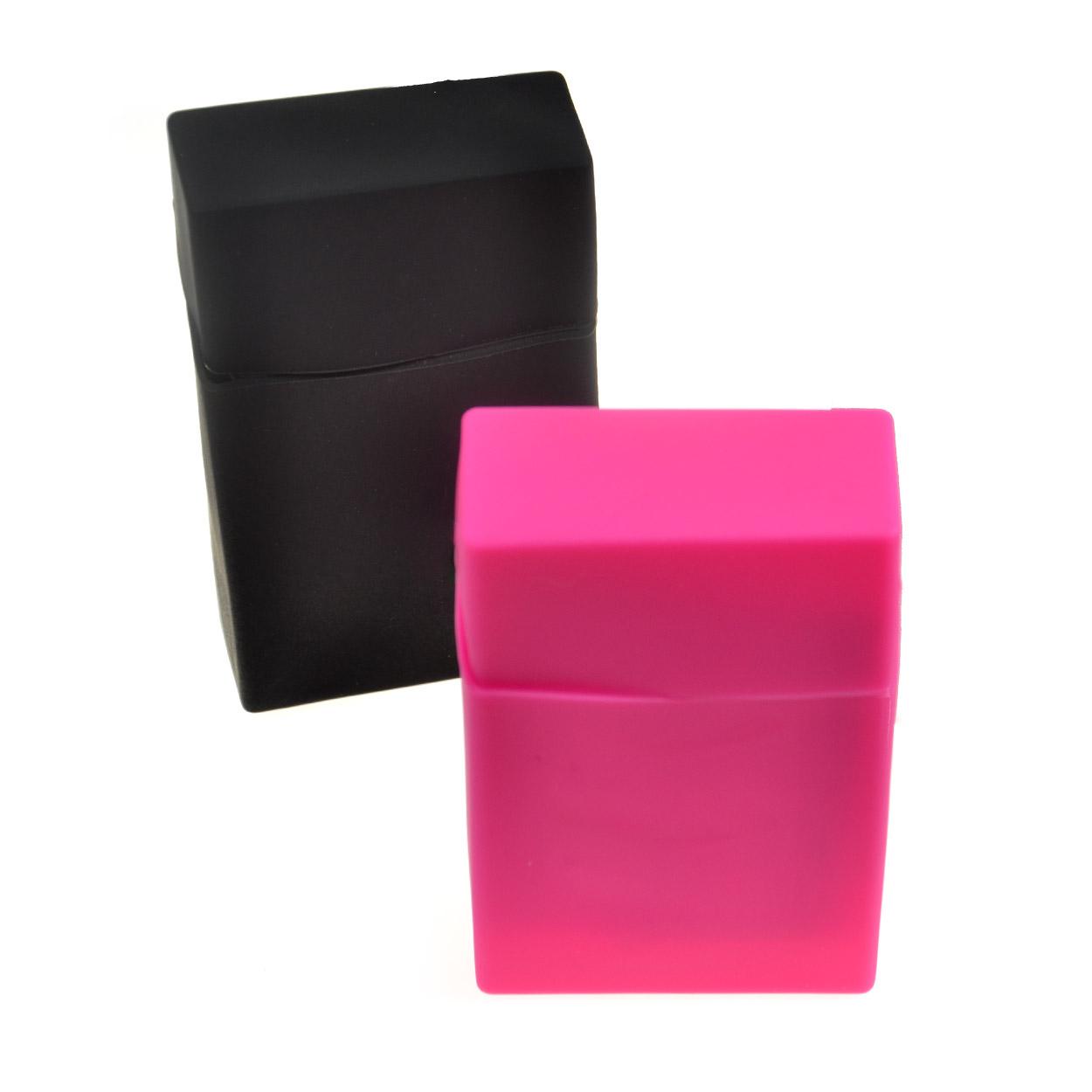 technické, průmyslové odlitky, pvc - guma - silikon - Silikonové pouzdro na cigarety